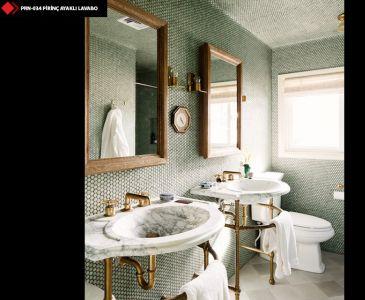 Boston ile Konsol lavabo modelleri