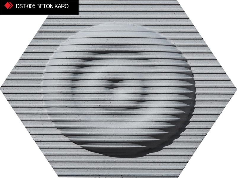 DST-B005 BETON KARO
