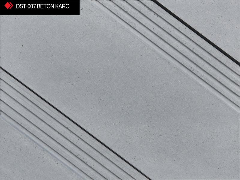 DST-B007 BETON KARO