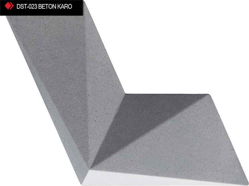 DST-B023 BETON KARO