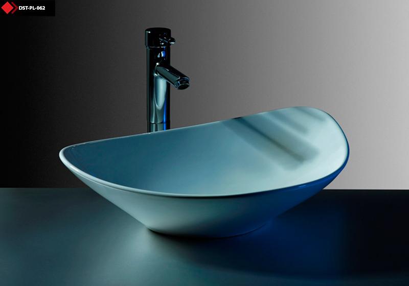 Sanatsal Tezgah üstü lavabo modeli