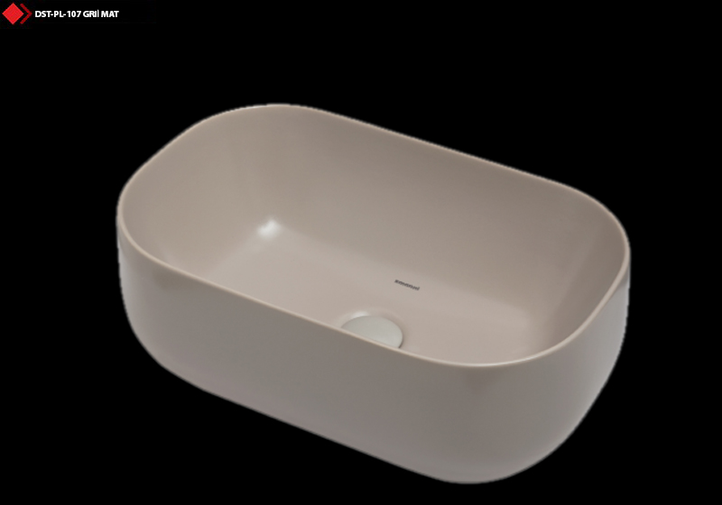 ithal seramik mat lavabo