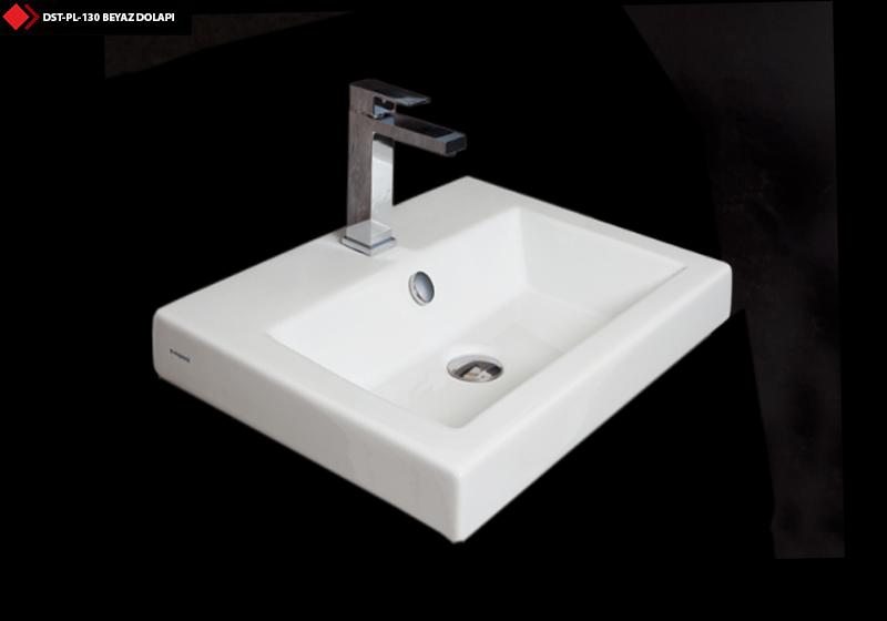 Banyo dolabı lavaboları