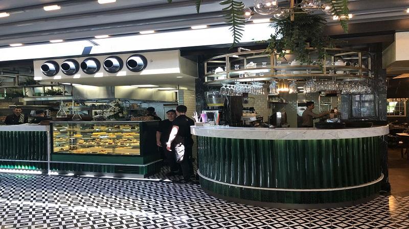 O2 Cafe Restoran