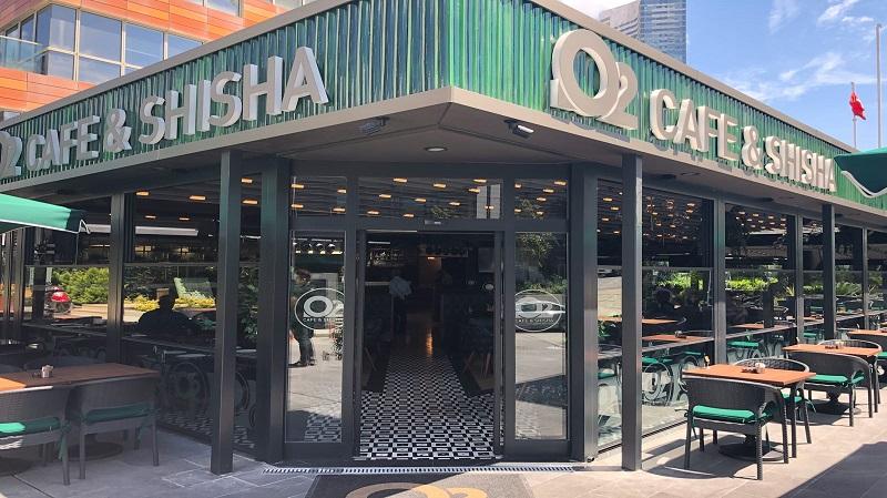 O2 cafe&shısha