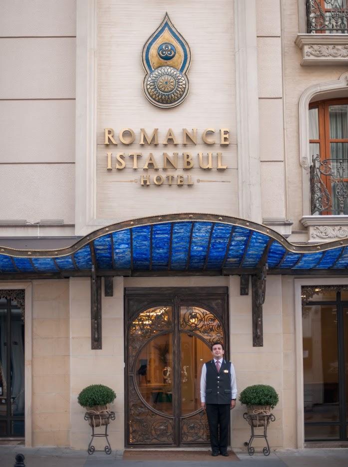Romance hotel proesi