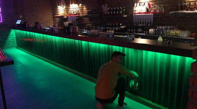 Bar Tezgahları Tasarımı