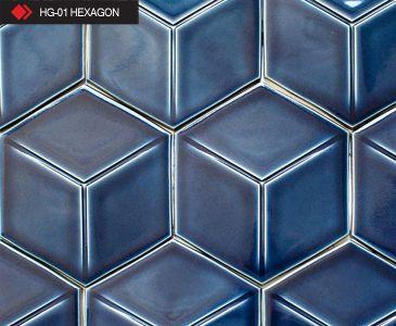 HG-01 hexagon tile