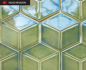 HG-02 Hexagon 3d karo modeli