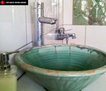 Tezgah üstü lavabo renkleri