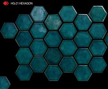 HG-21 Hexagon karo modeli