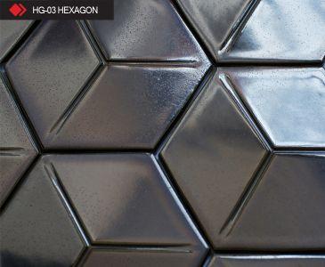 HG-03 Hexagon 3d karo modeli