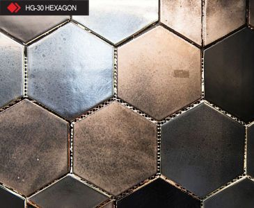 HG-30 Hexagon bronz karo