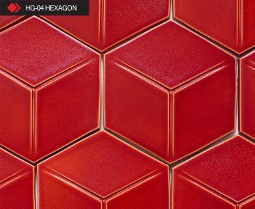 HG-04 Hexagon 3d karo modeli