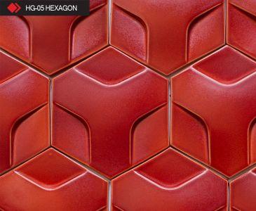 HG-05 Hexagon 3d karo modeli