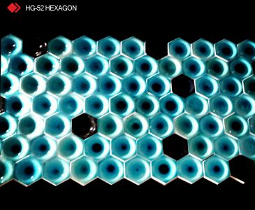 HG-52 Hexagon renkli 3d karo