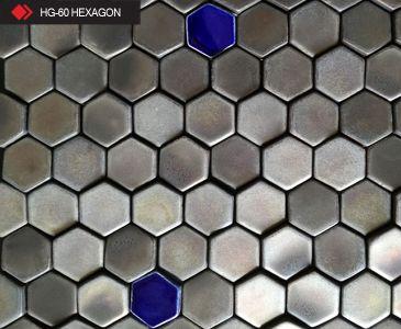 HG-60 Hexagon 3d metalik karo