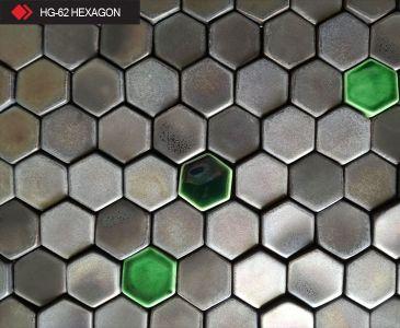 HG-62 Hexagon 3d metalik karo