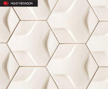 HG-07 Hexagon 3d karo modeli