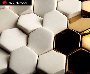HG-71 Hexagon 3d tile