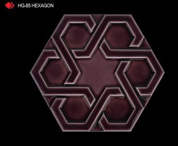 HG-85 Hexagon röylyefli karo