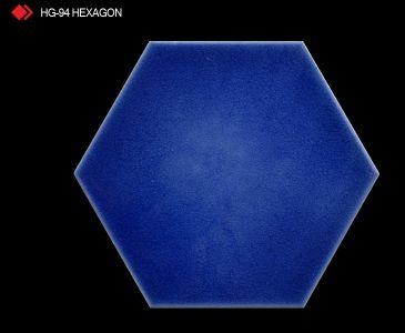 HG-94 Hexagon sırlı kobalt karo 94