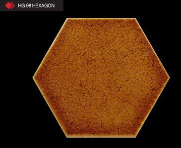 HG-98 Hexagon çini seramik