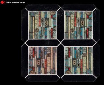 Dijital Cam Baskı sanat panoları