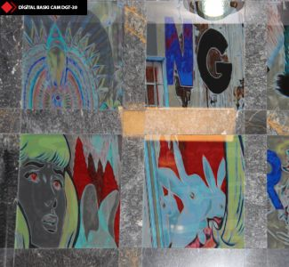 Dijital Cam duvar panoları