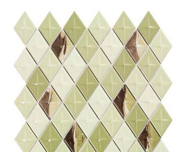 Diamond tiles