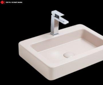 Krem rengi lavabo modelleri
