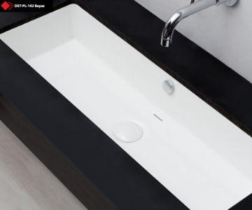 Etejerli lavabo modelleri