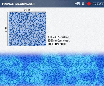 HFL-01 Mozaik Deseni