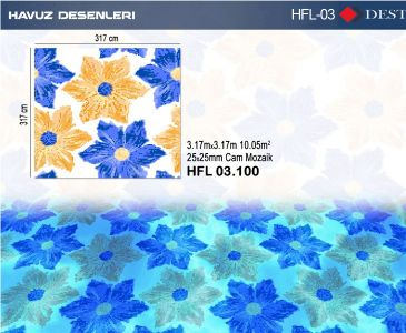 HFL-03 Mozaik Deseni