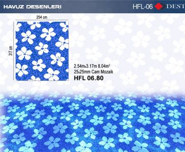 HFL-06 Mozaik Deseni