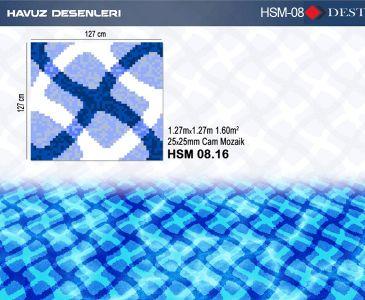 HFL-08 Mozaik Deseni