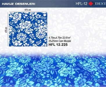 HFL-12 Mozaik Deseni