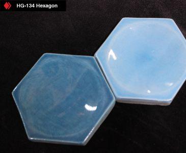 Handmade 3d hexagon