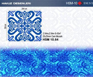 HSM-01 Mozaik Deseni