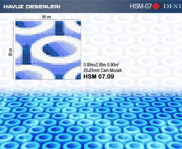 HSM-07 Mozaik Deseni