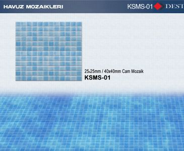 KSMS-01 Mozaik Deseni