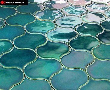 Arabesqua mosaic