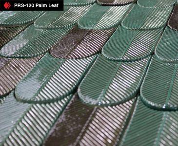 Degradeli Palm Leaf Tile