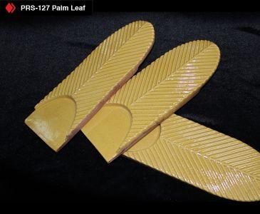 El yapımı palmiye yapraği karo