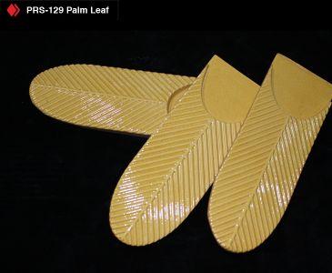 Sarı El yapımı yaprak modeli