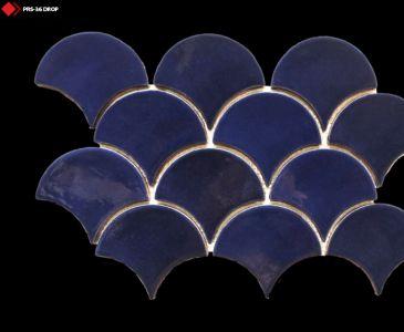 Balık pulu porselen seramik renkleri