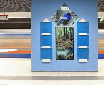 İstanbul Metro İstasyon tasarımları