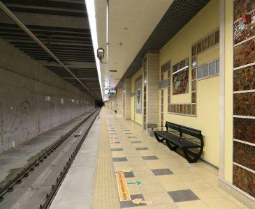 İstanbul Metro İstasyon uygulaması