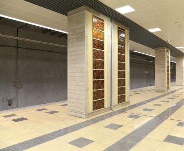 İstanbul Metro sanatsal panoları
