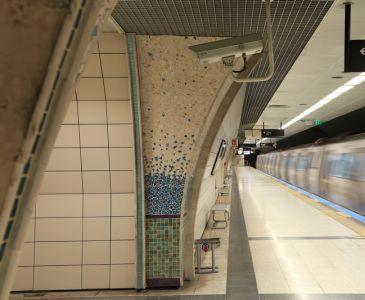 İstanbul Metro doğal taş uygulamaları